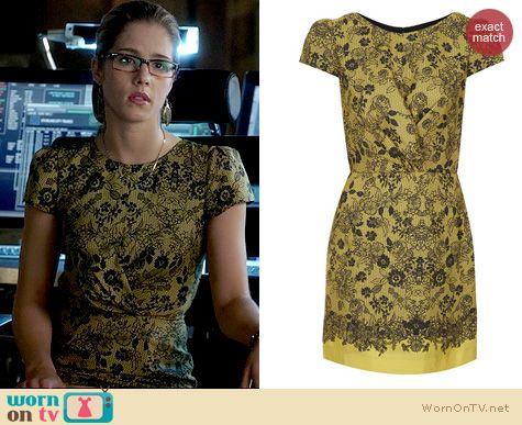 Arrow Fashion Topshop Lace