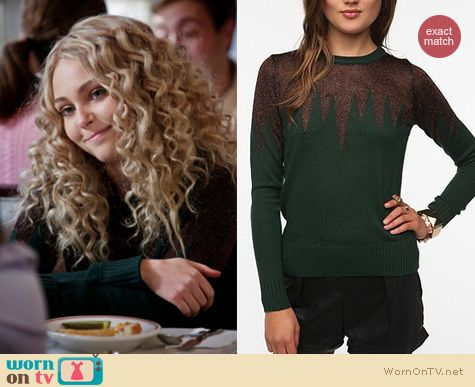- carrie-diaries-fashion-urban-outfitters-lucca-couture-icile-sweater
