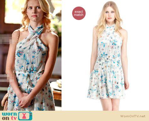 Hart of Dixie Fashion: Rachel Roy twist dress worn by Claudia Lee