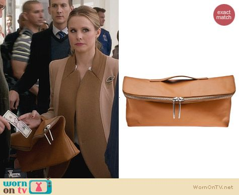 3.1 Phillip Lim 31 Minute Bag worn by Kristen Bell on House of Lies