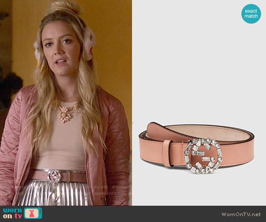 worn by Chanel #3 (Billie Lourd) on Scream Queens