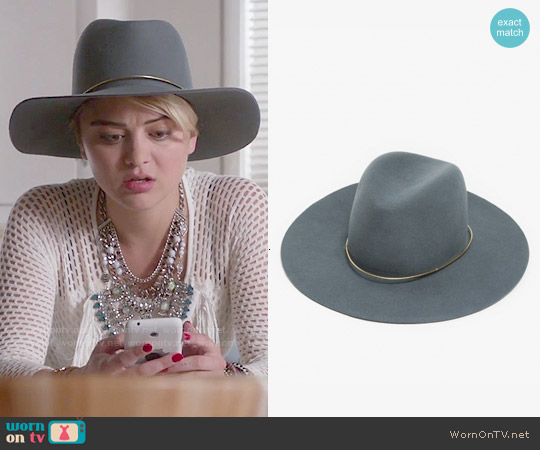 Janessa Leone Lassen Hat worn by Jordan Hinson on Kevin from Work