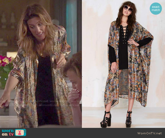 worn by Calista Raines (Jennifer Esposito) on Mistresses