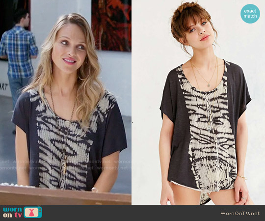 worn by Phoebe Wells (Beau Garrett) on GG2D