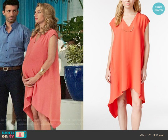 RACHEL Rachel Roy Sydney Dress worn by Yael Grobglas on Jane the Virgin