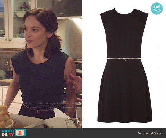 Sandro 'Ravissante' Dress worn by Kristin Kreuk on Beauty & the Beast