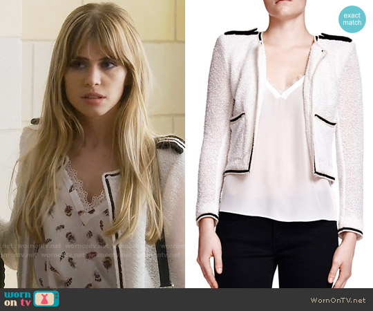 worn by Brooke Maddox (Carlson Young) on Scream