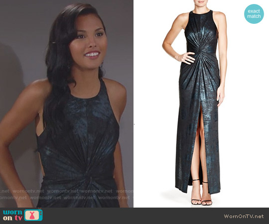 worn by Sasha Avant (Felisha Cooper) on The Bold & the Beautiful