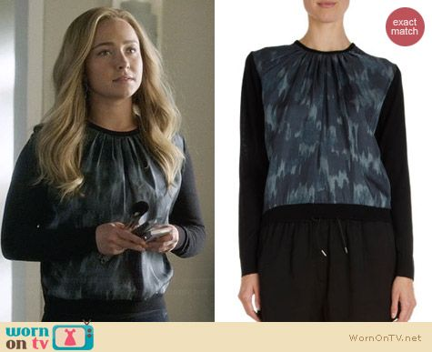 Acne Liona Sweater worn by Hayden Panettiere on Nashville
