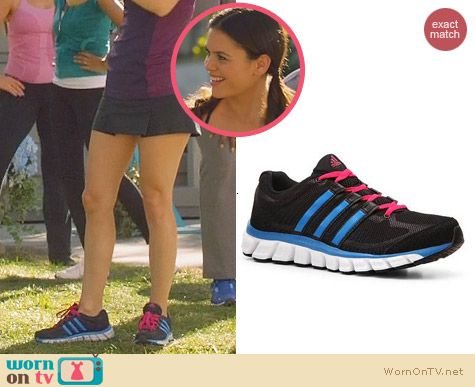 Adidas Liquid Ride Lightweight Running Shoe worn by Rachel Bilson on Hart of Dixie