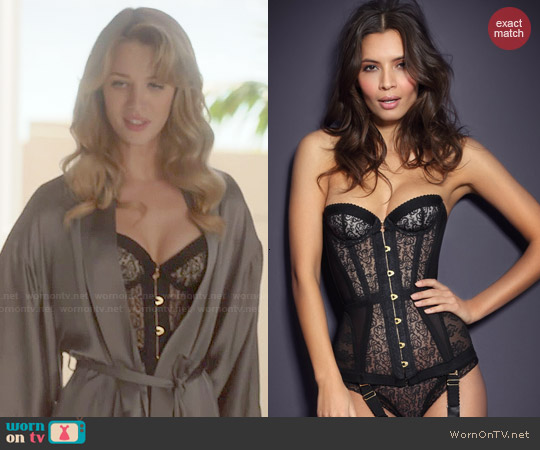 Agent Provocateur Mercy Corset worn by Yael Grobglas on Jane the Virgin