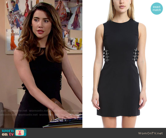 ALC Anderson Dress worn by Jacqueline MacInnes Wood on The Bold & the Beautiful
