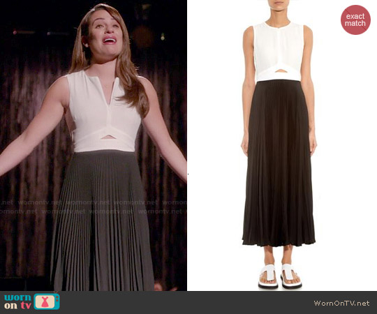 worn by Rachel Berry (Lea Michele) on Glee