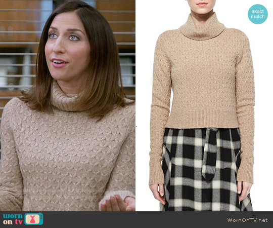ALC Jeannie Sweater worn by Chelsea Peretti on Brooklyn Nine-Nine