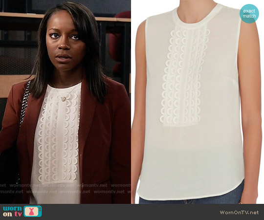 worn by Michaela Pratt (Aja Naomi King) on HTGAWM