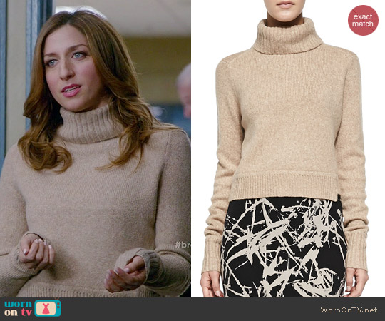 ALC Tevin Sweater worn by Chelsea Peretti on Brooklyn 99