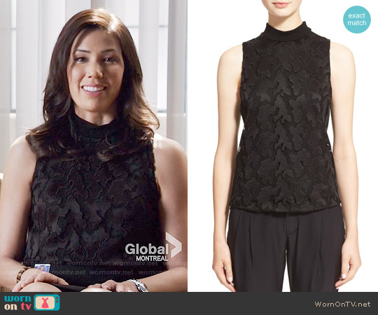 ALC Winston Top worn by Michaela Conlin on Bones