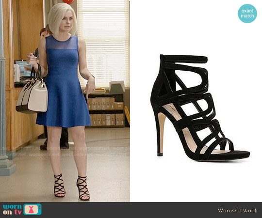 Aldo Carminati High Heel Sandals worn by Rose McIver on iZombie