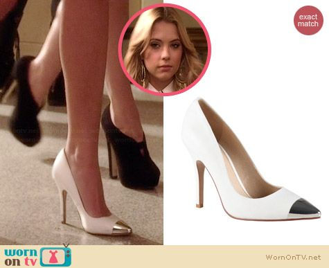 Aldo Essi Pumps worn by Ashley Benson on PLL