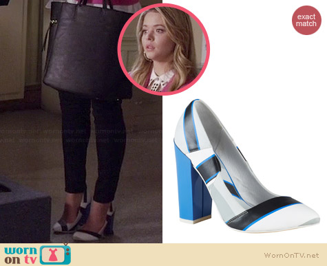 Aldo Lyndi Pumps worn by Sasha Pieterse on PLL
