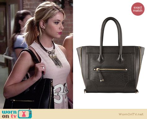 Aldo Michalik Bag worn by Ashley Benson on PLL