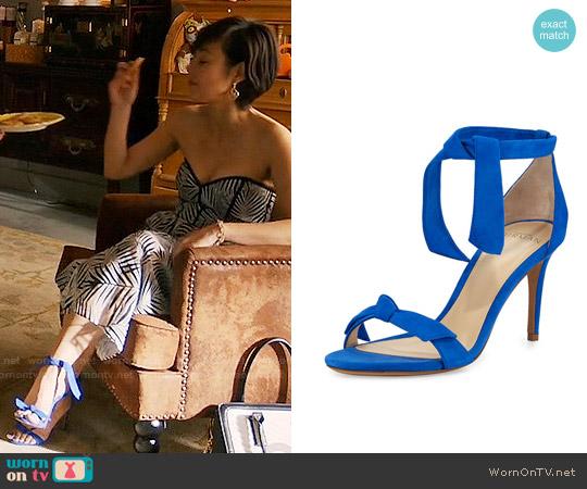 worn by Karen Rhodes (Yunjin Kim) on Mistresses