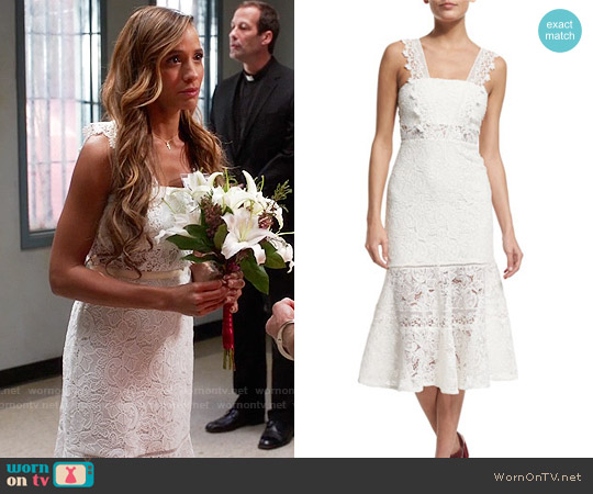 Alexis Bojana Dress worn by Dania Ramirez on Devious Maids