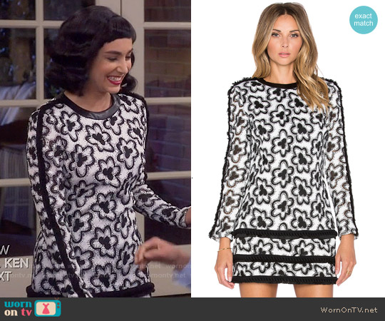Alexis Edna Dress worn by  Molly Ephraim on Last Man Standing