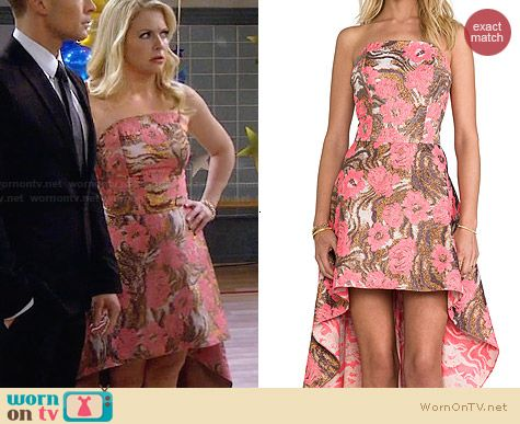 Alexis Madame Dress worn by Melissa Joan Hart on Melissa & Joey
