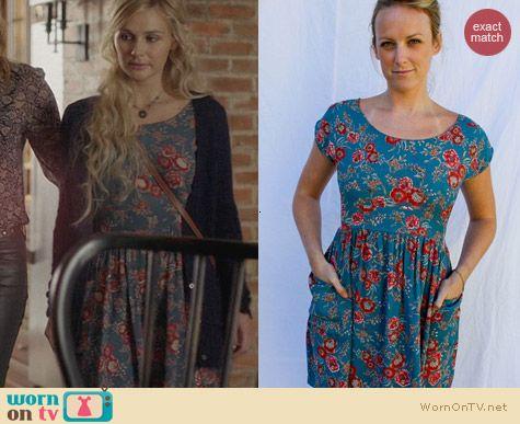 Alexis N Ryan Katie Dress worn by Clare Bowen on Nashville