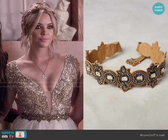 Anthropologie Delicate Tracery Belt worn by Hanna Marin on PLL