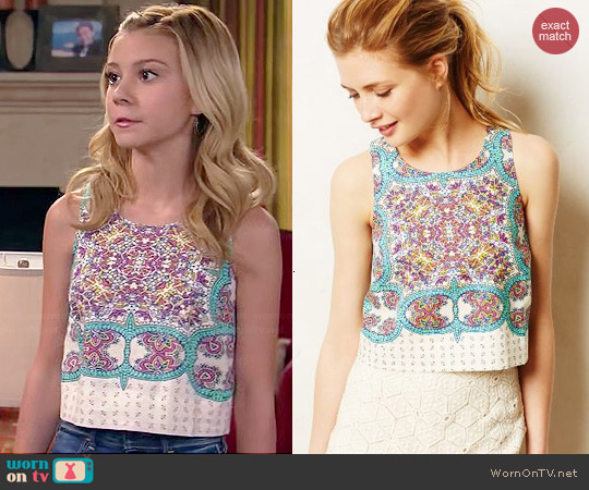 worn by G. Hannelius on Dog with a Blog