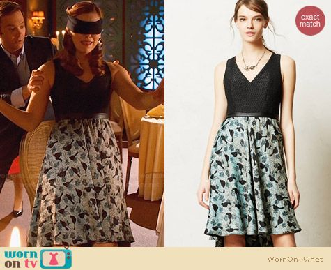 Anthropologie Merle Dress worn by Kaitlyn Black on Hart of Dixie