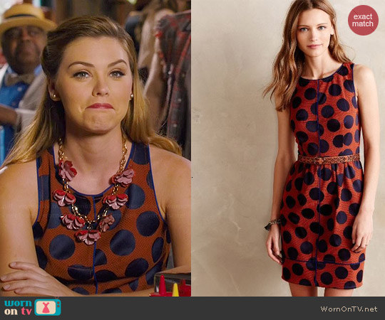 Anthropologie Rokin Dress worn by Kaitlyn Black on Hart of Dixie