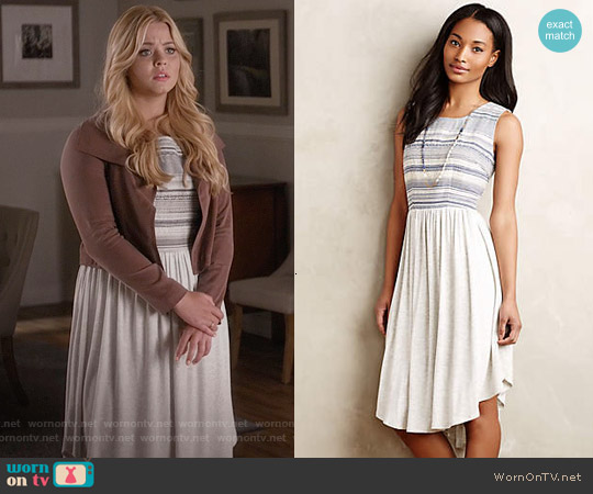 Anthropologie Sabado Dress worn by Alison DiLaurentis on PLL
