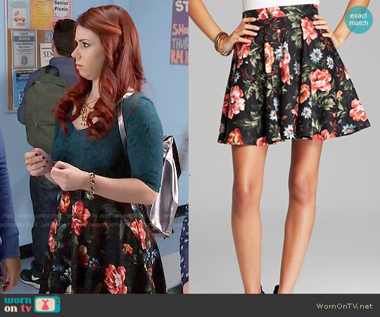 worn by Tamara Fashion (Jillian Rose Reed) on Awkward