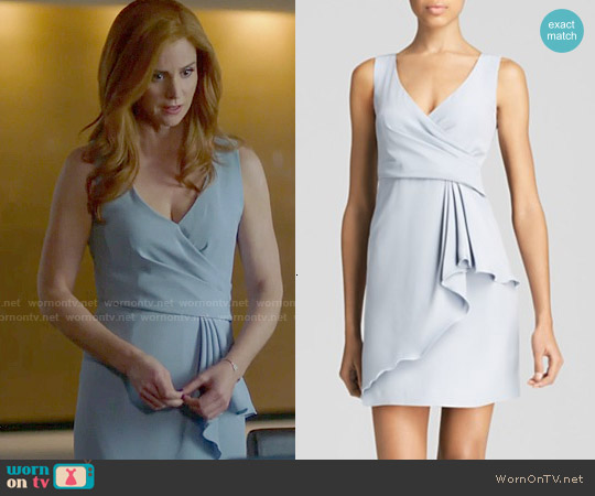 Armani Collezioni Cady Dress worn by Sarah Rafferty on Suits