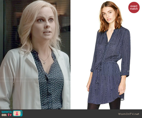 Babaton Bennett Dress worn by Rose McIver on iZombie
