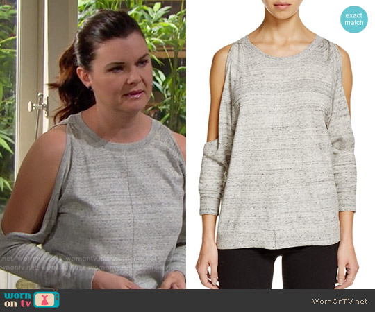 worn by Katie Logan (Heather Tom) on The Bold & the Beautiful