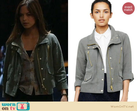 BATB Fashion: Club Monaco Susie Parker worn by Kristin Kreuk