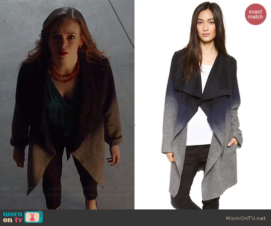 BB Dakota Deva Coat worn by Danielle Panabaker on The Flash