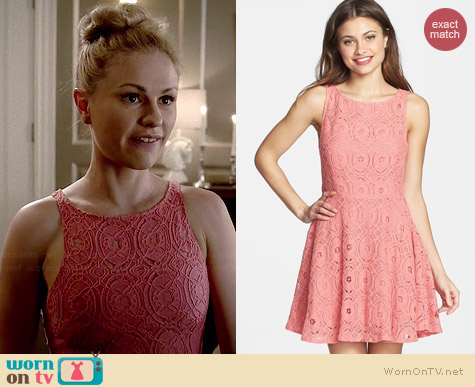 BB Dakota Renley Dress worn by Anna Paquin on True Blood