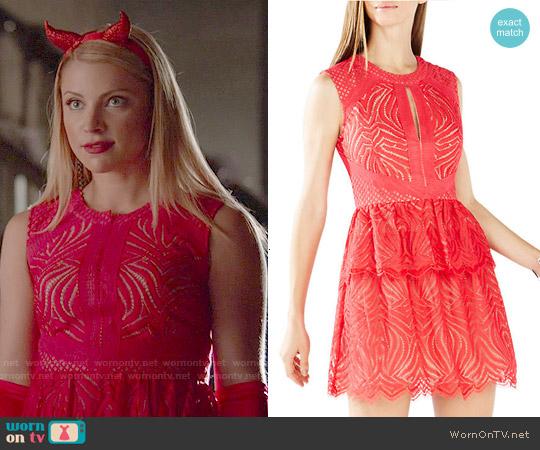 Bcbgmaxazria Micaila Dress worn by Teressa Liane on The Vampire Diaries