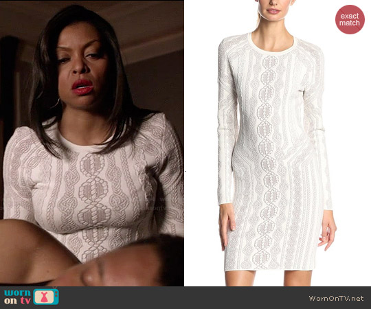 Bcbgmaxazria Jaime Dress worn by Taraji P. Henson on Empire