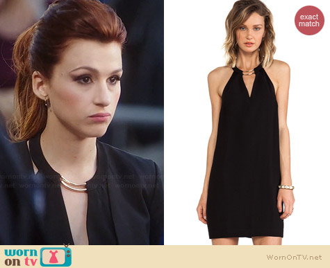 Bcbgmaxazria Kaley Dress worn by Aya Cash on You're the Worst