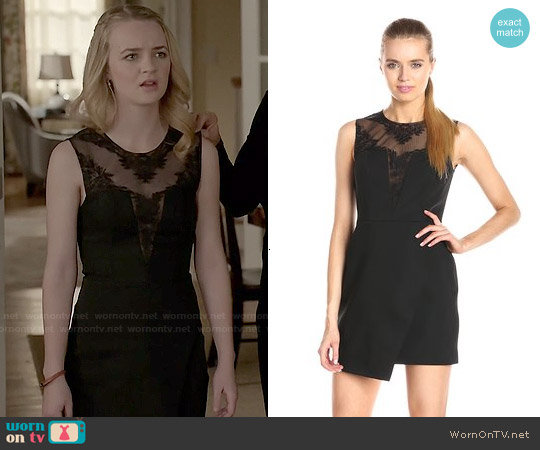 Bcbgmaxazria Kinsley Dress worn by Anna Jacoby-Heron on Finding Carter