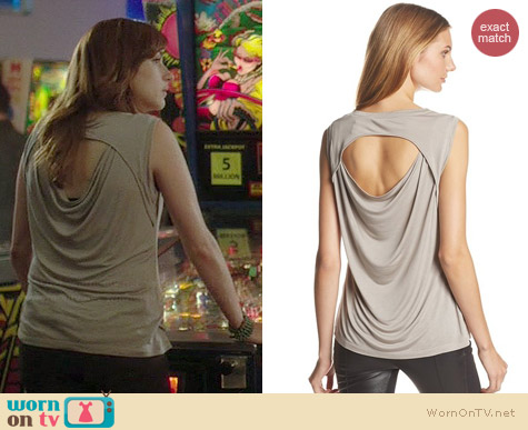 Bcbgmaxazria Witt Top worn by Aya Cash on You're the Worst