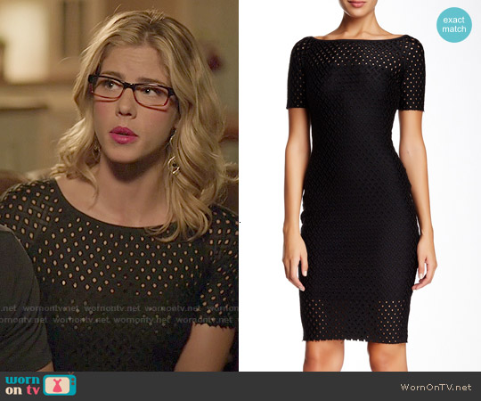 Bec & Bridge Into the Mystic Dress worn by Emily Bett Rickards on Arrow