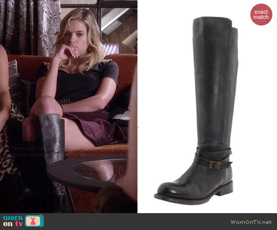 Bed Stu Bristol Boots worn by Ashley Benson on PLL