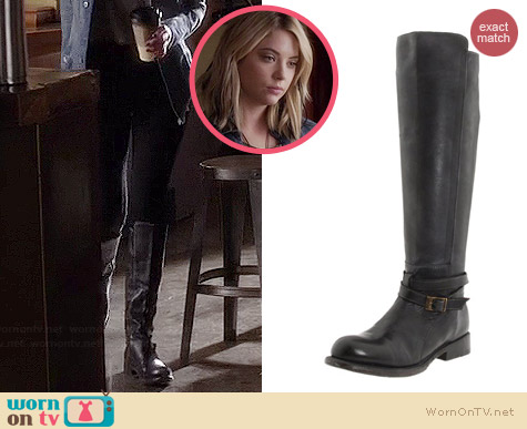 Bed|Stu Bristol Boots worn by Ashley Benson on PLL